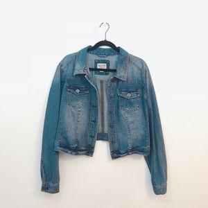 Classic Jean Jacket